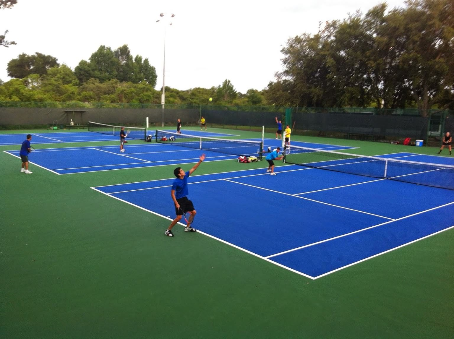 Lake_Cane_Tennis_Center_orlando - disney