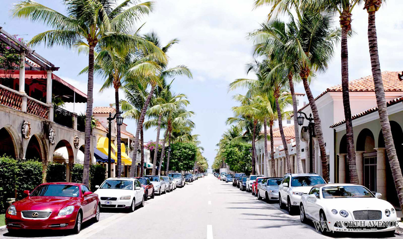 WorthAvenue_PalmBeach - palm beach